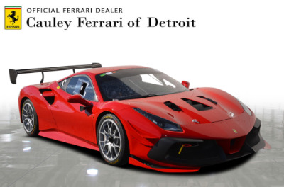 New 2021 Ferrari 488 Challenge EVO New 2021 Ferrari 488 Challenge EVO for sale Call for price at Cauley Ferrari in West Bloomfield MI 4