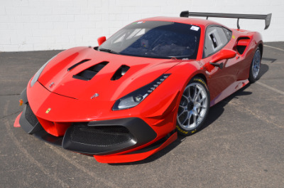 New 2021 Ferrari 488 Challenge EVO New 2021 Ferrari 488 Challenge EVO for sale Call for price at Cauley Ferrari in West Bloomfield MI 43
