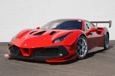 New 2021 Ferrari 488 Challenge EVO New 2021 Ferrari 488 Challenge EVO for sale Call for price at Cauley Ferrari in West Bloomfield MI 44