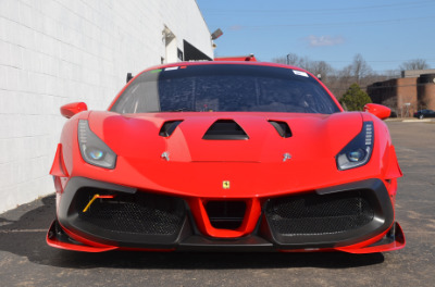 New 2021 Ferrari 488 Challenge EVO New 2021 Ferrari 488 Challenge EVO for sale Call for price at Cauley Ferrari in West Bloomfield MI 46