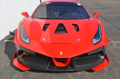 New 2021 Ferrari 488 Challenge EVO New 2021 Ferrari 488 Challenge EVO for sale Call for price at Cauley Ferrari in West Bloomfield MI 47