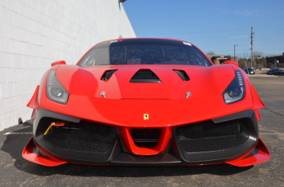 New 2021 Ferrari 488 Challenge EVO New 2021 Ferrari 488 Challenge EVO for sale Call for price at Cauley Ferrari in West Bloomfield MI 48