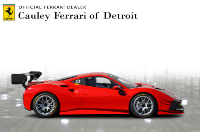 New 2021 Ferrari 488 Challenge EVO New 2021 Ferrari 488 Challenge EVO for sale Call for price at Cauley Ferrari in West Bloomfield MI 5