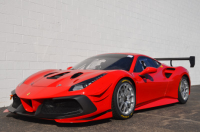 New 2021 Ferrari 488 Challenge EVO New 2021 Ferrari 488 Challenge EVO for sale Call for price at Cauley Ferrari in West Bloomfield MI 56