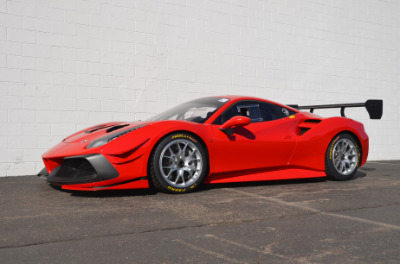 New 2021 Ferrari 488 Challenge EVO New 2021 Ferrari 488 Challenge EVO for sale Call for price at Cauley Ferrari in West Bloomfield MI 57