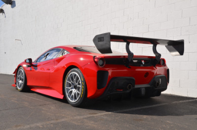 New 2021 Ferrari 488 Challenge EVO New 2021 Ferrari 488 Challenge EVO for sale Call for price at Cauley Ferrari in West Bloomfield MI 58