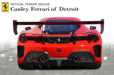 New 2021 Ferrari 488 Challenge EVO New 2021 Ferrari 488 Challenge EVO for sale Call for price at Cauley Ferrari in West Bloomfield MI 7
