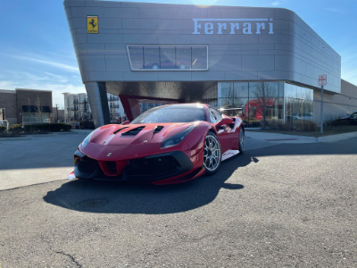 New 2021 Ferrari 488 Challenge EVO New 2021 Ferrari 488 Challenge EVO for sale Call for price at Cauley Ferrari in West Bloomfield MI 75
