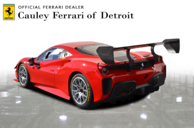 New 2021 Ferrari 488 Challenge EVO New 2021 Ferrari 488 Challenge EVO for sale Call for price at Cauley Ferrari in West Bloomfield MI 8