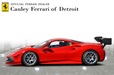 New 2021 Ferrari 488 Challenge EVO New 2021 Ferrari 488 Challenge EVO for sale Call for price at Cauley Ferrari in West Bloomfield MI 9