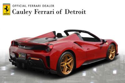 Used 2020 Ferrari 488 Pista Spider Used 2020 Ferrari 488 Pista Spider for sale $574,900 at Cauley Ferrari in West Bloomfield MI 6