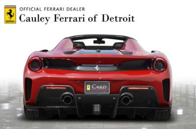 Used 2020 Ferrari 488 Pista Spider Used 2020 Ferrari 488 Pista Spider for sale $574,900 at Cauley Ferrari in West Bloomfield MI 7
