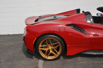 Used 2020 Ferrari 488 Pista Spider Used 2020 Ferrari 488 Pista Spider for sale $574,900 at Cauley Ferrari in West Bloomfield MI 86