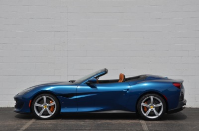 Used 2019 Ferrari Portofino Used 2019 Ferrari Portofino for sale $229,900 at Cauley Ferrari in West Bloomfield MI 10