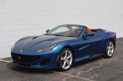 Used 2019 Ferrari Portofino Used 2019 Ferrari Portofino for sale $229,900 at Cauley Ferrari in West Bloomfield MI 11
