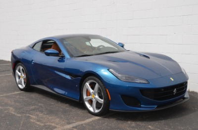 Used 2019 Ferrari Portofino Used 2019 Ferrari Portofino for sale $229,900 at Cauley Ferrari in West Bloomfield MI 18