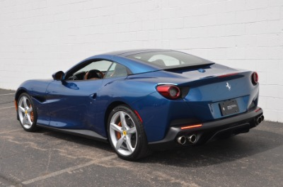 Used 2019 Ferrari Portofino Used 2019 Ferrari Portofino for sale $229,900 at Cauley Ferrari in West Bloomfield MI 22