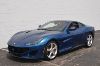 Used 2019 Ferrari Portofino Used 2019 Ferrari Portofino for sale $229,900 at Cauley Ferrari in West Bloomfield MI 24