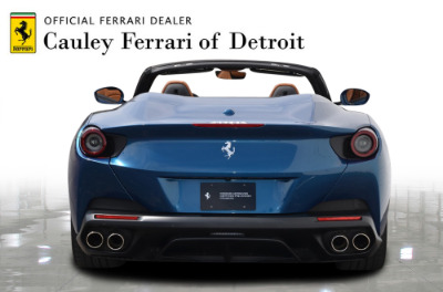 Used 2019 Ferrari Portofino Used 2019 Ferrari Portofino for sale $229,900 at Cauley Ferrari in West Bloomfield MI 3