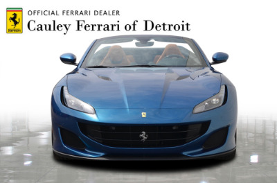 Used 2019 Ferrari Portofino Used 2019 Ferrari Portofino for sale $229,900 at Cauley Ferrari in West Bloomfield MI 4