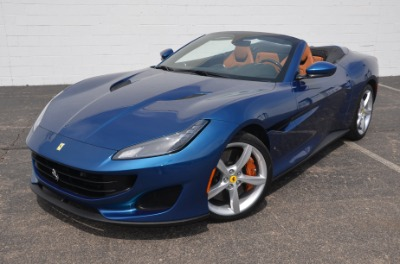 Used 2019 Ferrari Portofino Used 2019 Ferrari Portofino for sale $229,900 at Cauley Ferrari in West Bloomfield MI 57