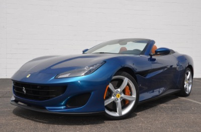 Used 2019 Ferrari Portofino Used 2019 Ferrari Portofino for sale $229,900 at Cauley Ferrari in West Bloomfield MI 58