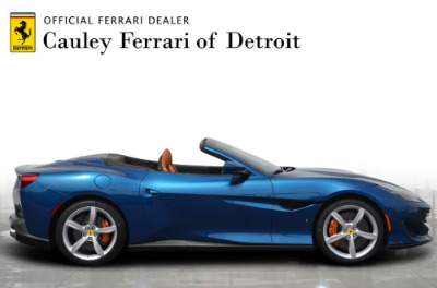 Used 2019 Ferrari Portofino Used 2019 Ferrari Portofino for sale $229,900 at Cauley Ferrari in West Bloomfield MI 6