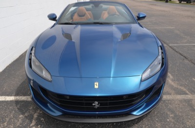 Used 2019 Ferrari Portofino Used 2019 Ferrari Portofino for sale $229,900 at Cauley Ferrari in West Bloomfield MI 61