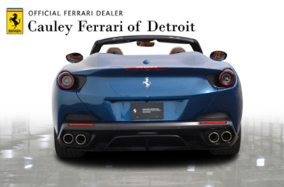 Used 2019 Ferrari Portofino Used 2019 Ferrari Portofino for sale $229,900 at Cauley Ferrari in West Bloomfield MI 8