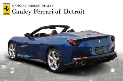 Used 2019 Ferrari Portofino Used 2019 Ferrari Portofino for sale $229,900 at Cauley Ferrari in West Bloomfield MI 9