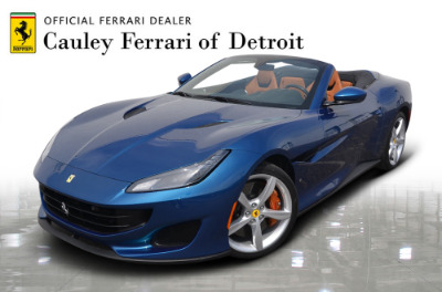 Used 2019 Ferrari Portofino Used 2019 Ferrari Portofino for sale $229,900 at Cauley Ferrari in West Bloomfield MI 1