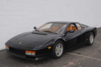 Used 1989 Ferrari Testarossa Used 1989 Ferrari Testarossa for sale $144,900 at Cauley Ferrari in West Bloomfield MI 10