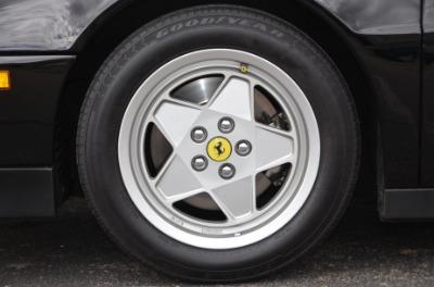 Used 1989 Ferrari Testarossa Used 1989 Ferrari Testarossa for sale $144,900 at Cauley Ferrari in West Bloomfield MI 12