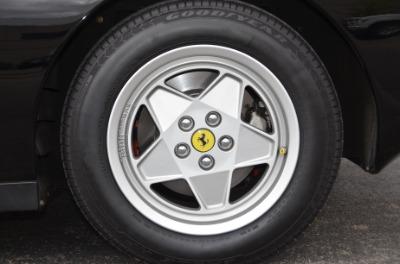 Used 1989 Ferrari Testarossa Used 1989 Ferrari Testarossa for sale $144,900 at Cauley Ferrari in West Bloomfield MI 13