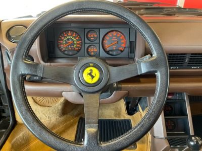 Used 1989 Ferrari Testarossa Used 1989 Ferrari Testarossa for sale $144,900 at Cauley Ferrari in West Bloomfield MI 26
