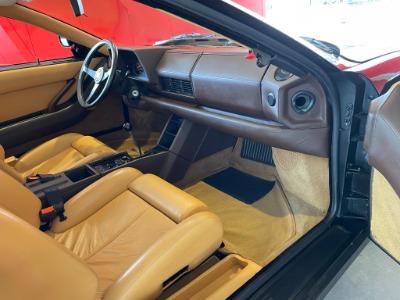 Used 1989 Ferrari Testarossa Used 1989 Ferrari Testarossa for sale $144,900 at Cauley Ferrari in West Bloomfield MI 42