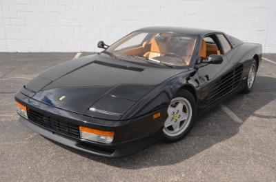 Used 1989 Ferrari Testarossa Used 1989 Ferrari Testarossa for sale $144,900 at Cauley Ferrari in West Bloomfield MI 52