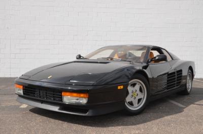 Used 1989 Ferrari Testarossa Used 1989 Ferrari Testarossa for sale $144,900 at Cauley Ferrari in West Bloomfield MI 53