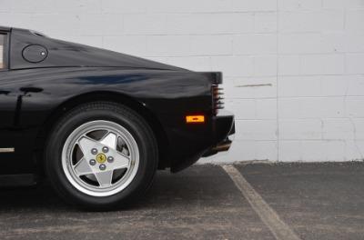 Used 1989 Ferrari Testarossa Used 1989 Ferrari Testarossa for sale $144,900 at Cauley Ferrari in West Bloomfield MI 58