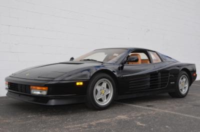 Used 1989 Ferrari Testarossa Used 1989 Ferrari Testarossa for sale $144,900 at Cauley Ferrari in West Bloomfield MI 59