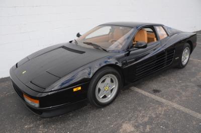 Used 1989 Ferrari Testarossa Used 1989 Ferrari Testarossa for sale $144,900 at Cauley Ferrari in West Bloomfield MI 60