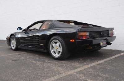 Used 1989 Ferrari Testarossa Used 1989 Ferrari Testarossa for sale $144,900 at Cauley Ferrari in West Bloomfield MI 67