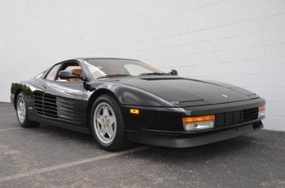 Used 1989 Ferrari Testarossa Used 1989 Ferrari Testarossa for sale $144,900 at Cauley Ferrari in West Bloomfield MI 80