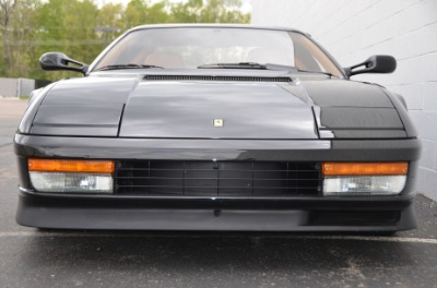 Used 1989 Ferrari Testarossa Used 1989 Ferrari Testarossa for sale $144,900 at Cauley Ferrari in West Bloomfield MI 81