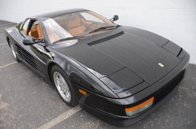 Used 1989 Ferrari Testarossa Used 1989 Ferrari Testarossa for sale $144,900 at Cauley Ferrari in West Bloomfield MI 84