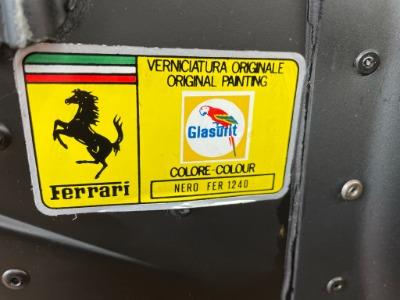 Used 1989 Ferrari Testarossa Used 1989 Ferrari Testarossa for sale $144,900 at Cauley Ferrari in West Bloomfield MI 92