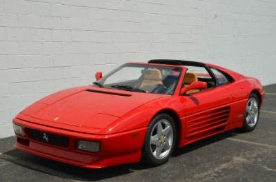 Used 1991 Ferrari 348 TS Used 1991 Ferrari 348 TS for sale Sold at Cauley Ferrari in West Bloomfield MI 10