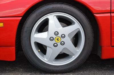 Used 1991 Ferrari 348 TS Used 1991 Ferrari 348 TS for sale Sold at Cauley Ferrari in West Bloomfield MI 12