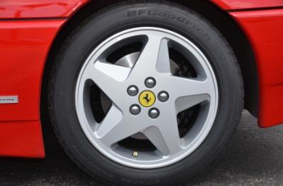 Used 1991 Ferrari 348 TS Used 1991 Ferrari 348 TS for sale Sold at Cauley Ferrari in West Bloomfield MI 13