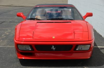 Used 1991 Ferrari 348 TS Used 1991 Ferrari 348 TS for sale Sold at Cauley Ferrari in West Bloomfield MI 16